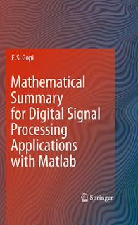 Mathematical Summary for Digital Signal Processing Applications with Matlab PDF free download