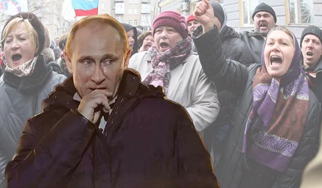 Почему многие россияне не любят В. Путина – 3 основные причины