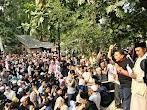 Meski Tuai Pro Dan Kontra, Deklarasi #2019Gantipresiden Bergema Di Bumi Jawara