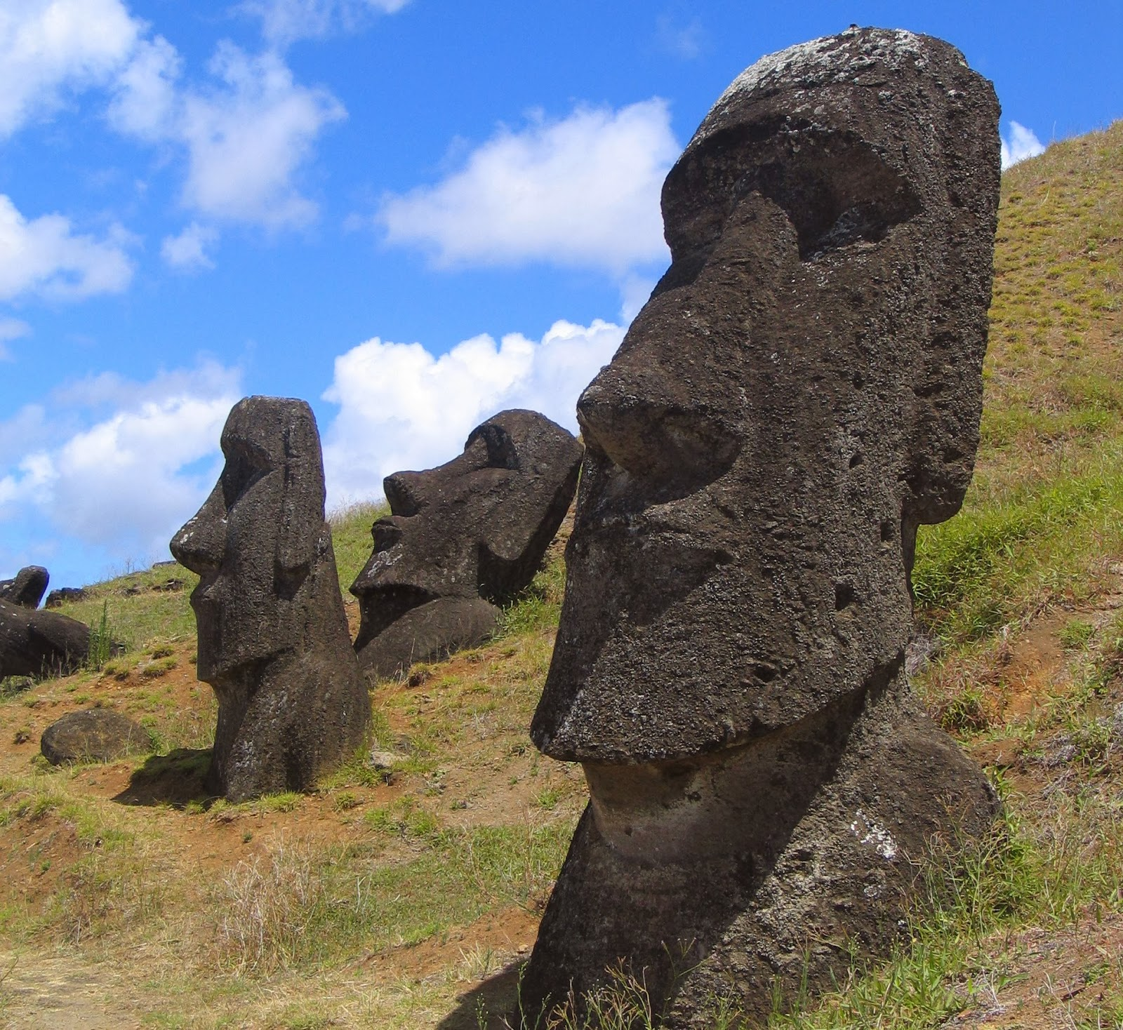 New evidence challenges previous theories of Easter Island collapse