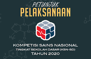 juklak KSN SD tahun 2020