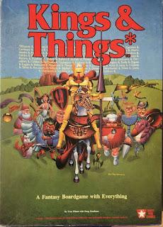 Games Workshop Kings and Things*