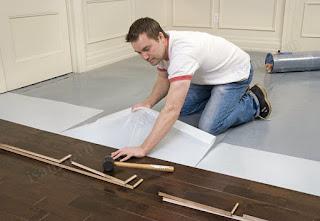 Dịch vụ lắp đặt sàn gỗ công nghiệp tại TP HCM giá rẻ uy tín