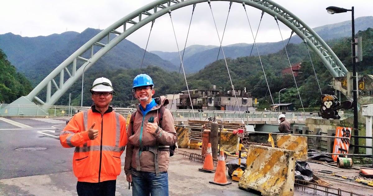 最長的一年,今天殺青! 猴硐介壽橋改建工程376天縮時攝影簡介