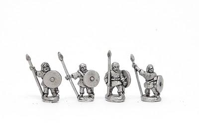 ARL16 Early Anglo-Saxon type militia