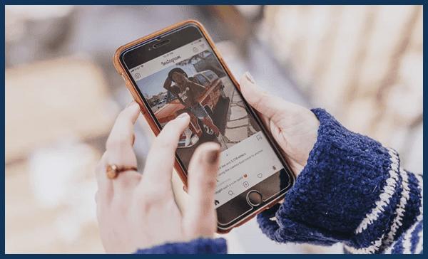 كيف يعمل تطبيق Instagram و كيف يستخدم الذكاء الاصطناعي