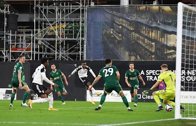 ملخص وهدف فوز فولهام على شيفيلد يونايتد (1-0) الدوري الانجليزي