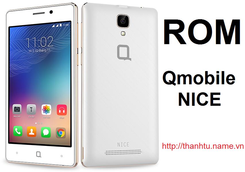 Rom stock Q-mobile NICE