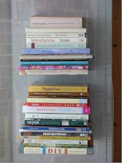 diy floating bookshelves thumb Unique shelving options 12