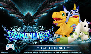 digimonLinks game for android