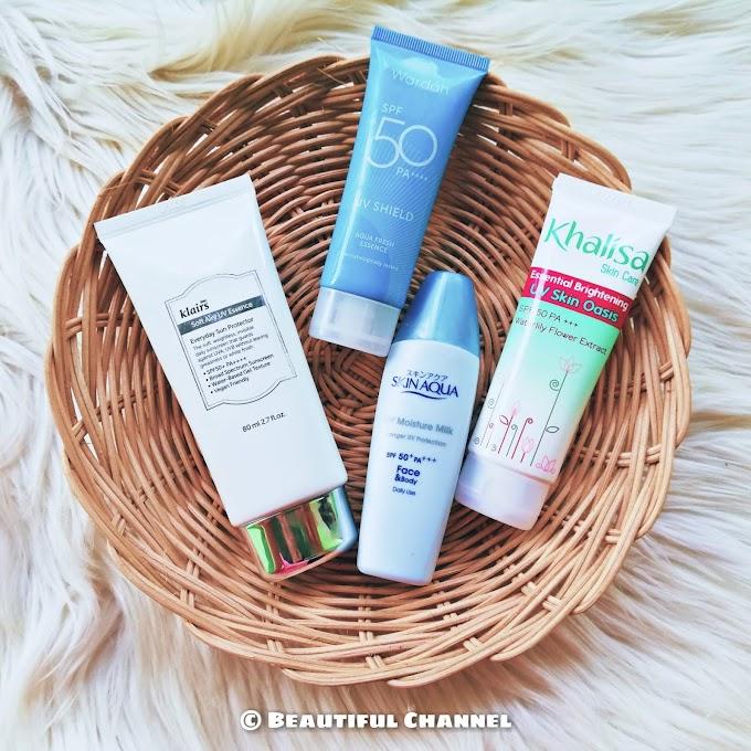 Kenali Jenis-Jenis Sunscreen : Apa Bedanya Physical, Chemical, dan Hybrid Sunscreen?
