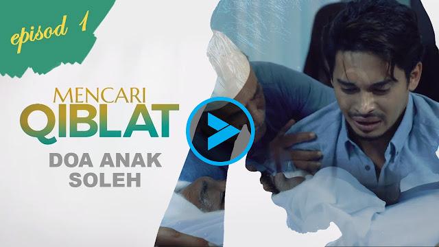 [Sinopsis, Pelakon] Drama Mencari Qiblat - TV3