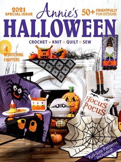 Annie's Halloween Issue