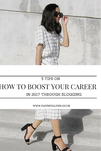 BLOGGING CAREER SUCCESS IN 2017: HOW TO USE BLOGGING TO BOOST YOUR CAREER