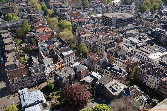 látkép Utrecht