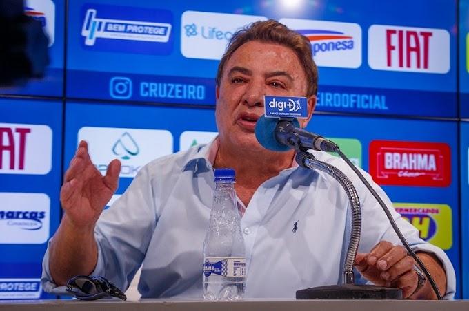 Zezé Perrella se licencia da presidência do Conselho Deliberativo do Cruzeiro