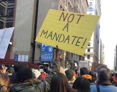 trump mandate