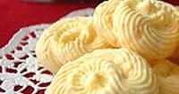 Cara Membuat Kue Enak Resep Semprit Keju Renyah