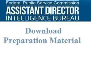 Assistant Director (IB) Intelligence Bureau - M A Zone