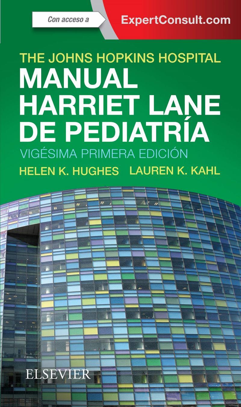 Manual Harriet Lane de pediatría, 21va Edición – Helen K. Hughes