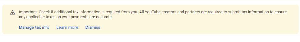 Cara isi borang cukai youtube