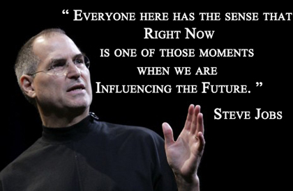Steve Jobs quote