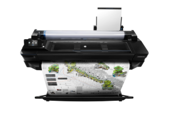 HP DesignJet T520 36-in Driver and Setup