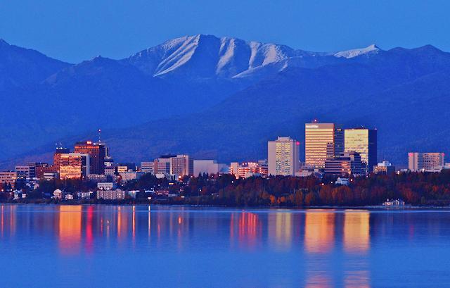 Anchorage, Amerika Serikat