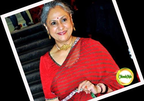 Bollywood Actress-Jaya Bhaduri-Biography Image