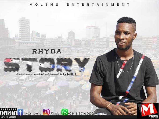 [Music & Video] Rhyda - Story....Prod by Gwill