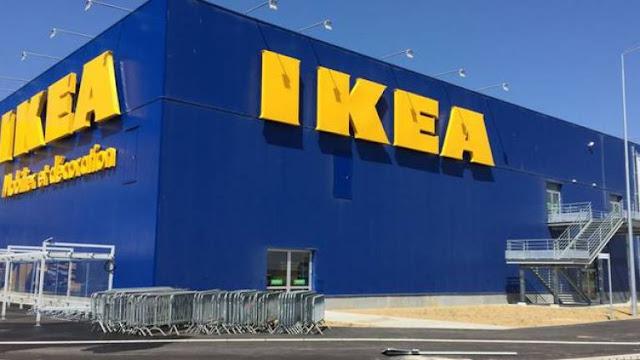 Penataan Ruang Tamu Modern Bersama IKEA