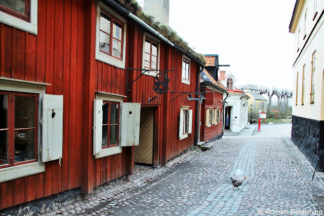 Skansen Town Quarter Things to Do in Stockholm Sweden
