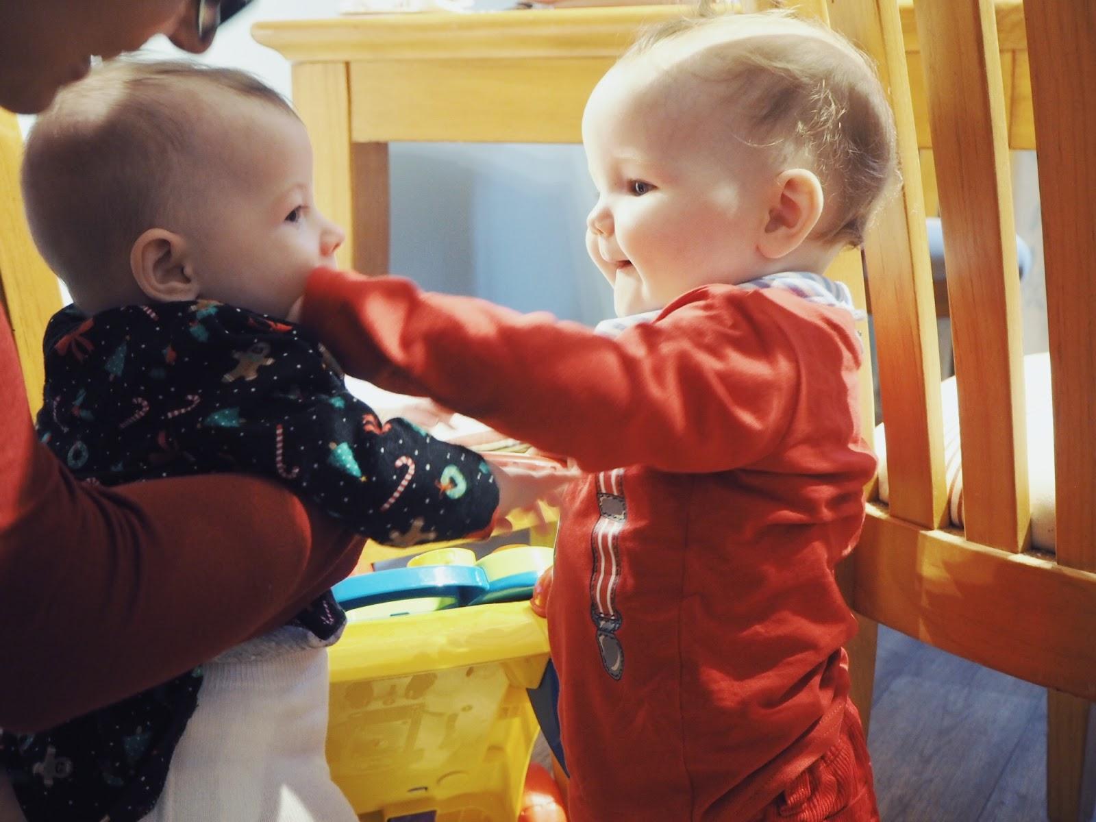 TYLER IS 11 MONTHS OLD | Love, Maisie | www.lovemaisie.com
