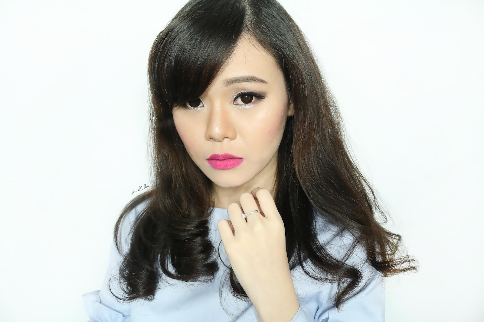 make over, make over intense matte lip cream, make over lip cream, make over indonesia, make over cosmetics, makeup indonesia, lip matte cream, makeup murah