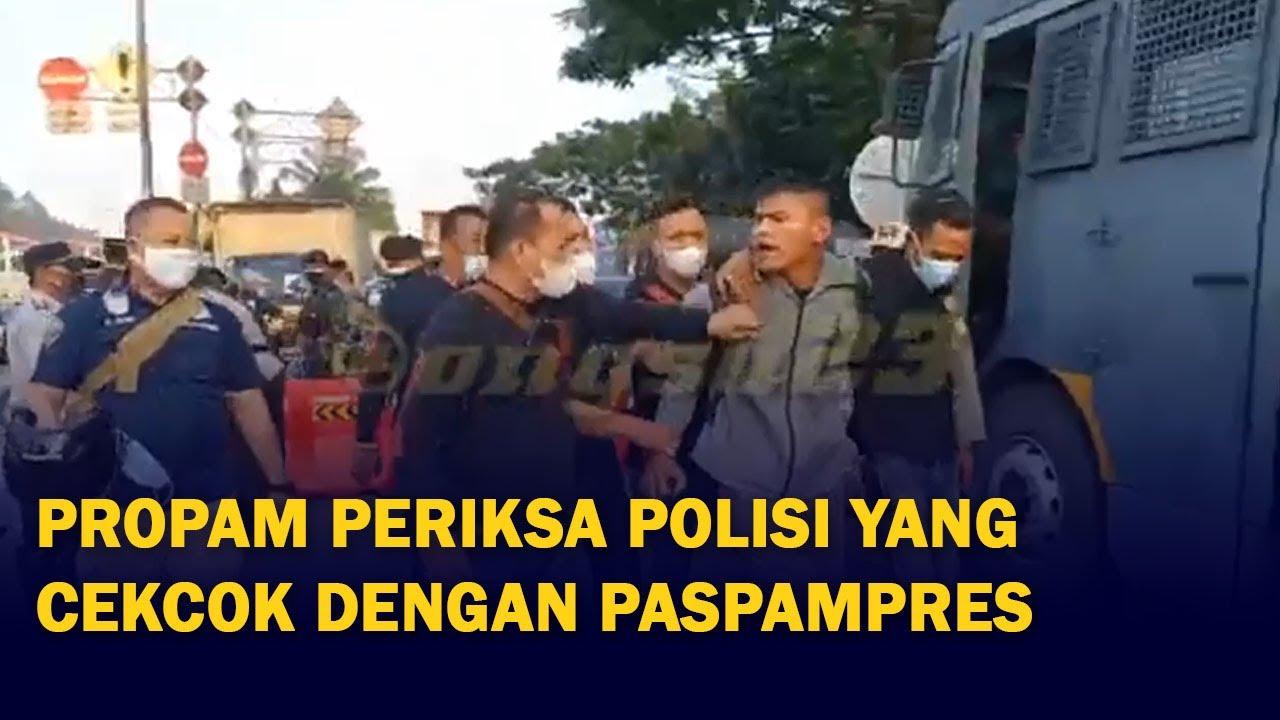Buntut Cekcok dengan Personel Paspampres, Propam Polda Metro Jaya Periksa Anggotanya