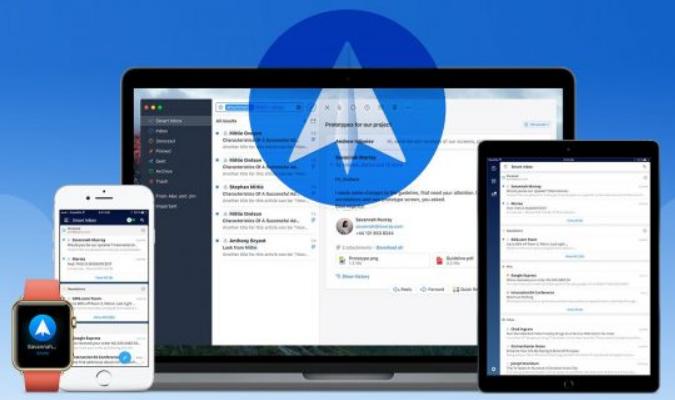 10 Rekomendasi Aplikasi Terbaik untuk Android  - Spark E-Mail