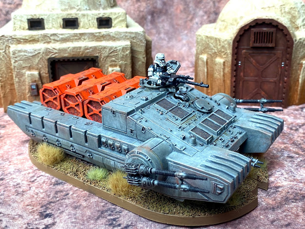 Star Wars Legion TX-225 Occupier Tank