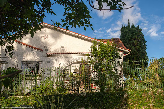 Casa na Rua Madre Leonie