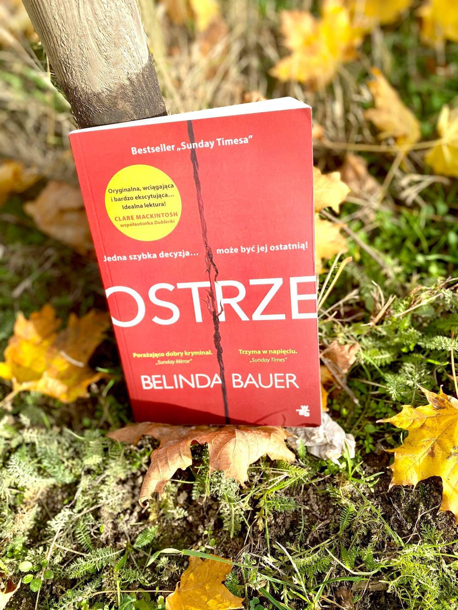 Belinda Bauer - Ostrze