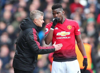 Solskjaer offers Pogba captaincy (See Reasons Here)