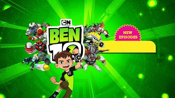 Ben 10 Reboot New Episodes In Tamil