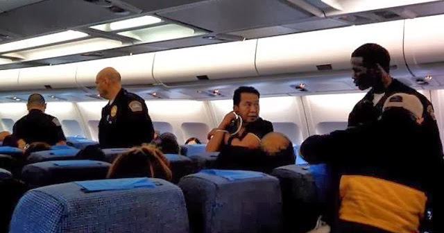Passenger Punches Pal Flight Attendant On Los Angeles
