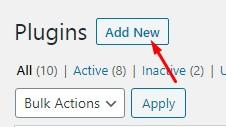 Cara Menambahkan Plugin WordPress