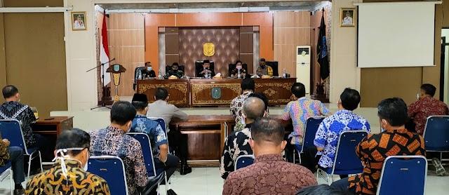 Bupati Merangin Al Haris : Tarawih dan Sholat Ied Boleh