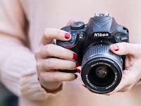 Solusi Kamera Nikon, Kesalahan. Tekan lagi tombol pelepas rana. Error press shutter release button again