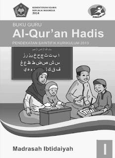 Al-Qur'an Hadis Buku Guru Kelas 1 Kurikulum 2013 Revisi