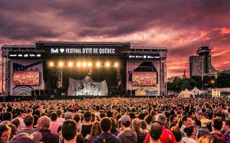 2020 Quebec City Summer Festival.Quebec City Summer Festival Canada July 4 2019 To July 14
