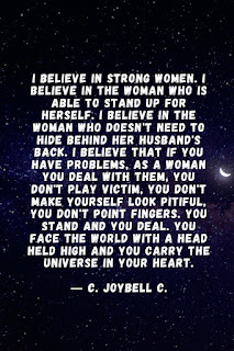 Strong Woman of God Quotes
