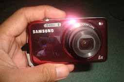 My GF's 2ndHand Samsung PL120-14.2MP with Dual LCD Camera