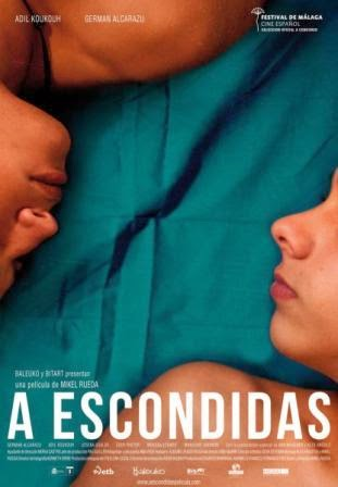 A escondidas, film